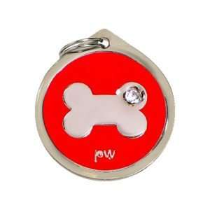 Placa para perro fashion