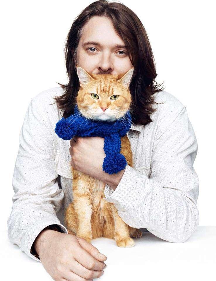 Un gato callejero llamado Bob la pelicula