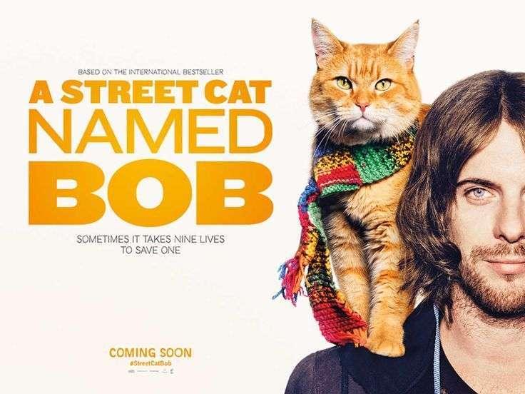 Un gato callejero llamado Bob, la pelicula