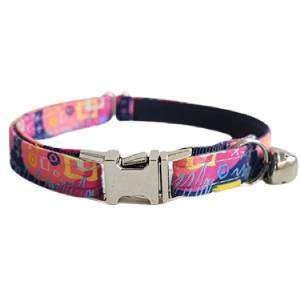 collar para gato personalizado