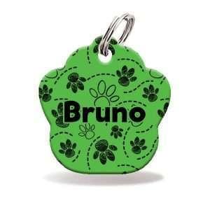 chapa para perro personalizada